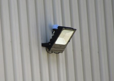 cambiar a iluminación led industrial