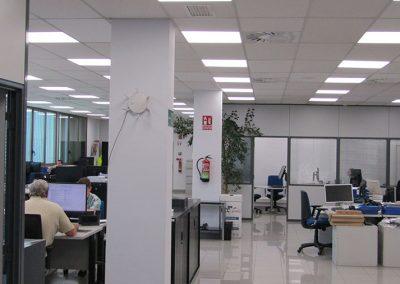 iluminacion led y eficiencia energetica