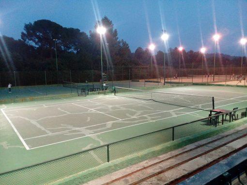 Club de tenis de Sant Pere de Ribes
