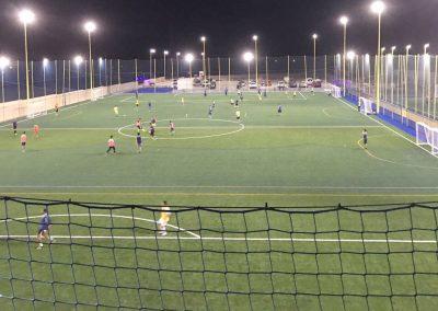 led industrial iluminacion centros deportivos 1