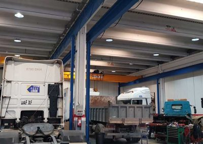 led industrial taller bogatell 2