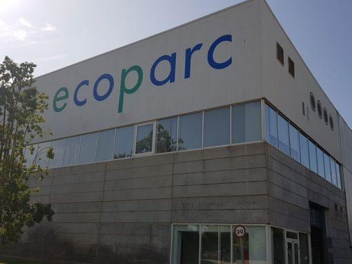 ECOPARC cambio de luminarias antiguas por LED