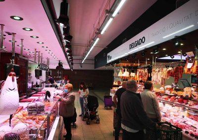Iluminación de Tiendas y Comercios