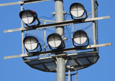 LED Industrial instalacion iluminacion deportiva 18