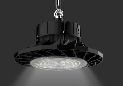 LED Industrial - Campana LED Exterior
