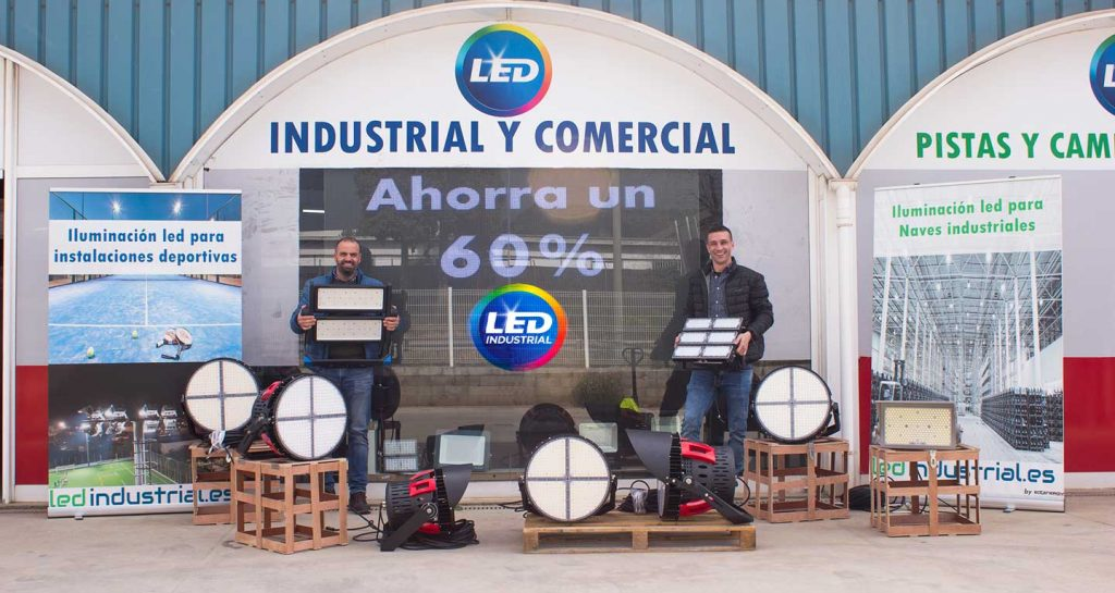 led industrial profesional 1