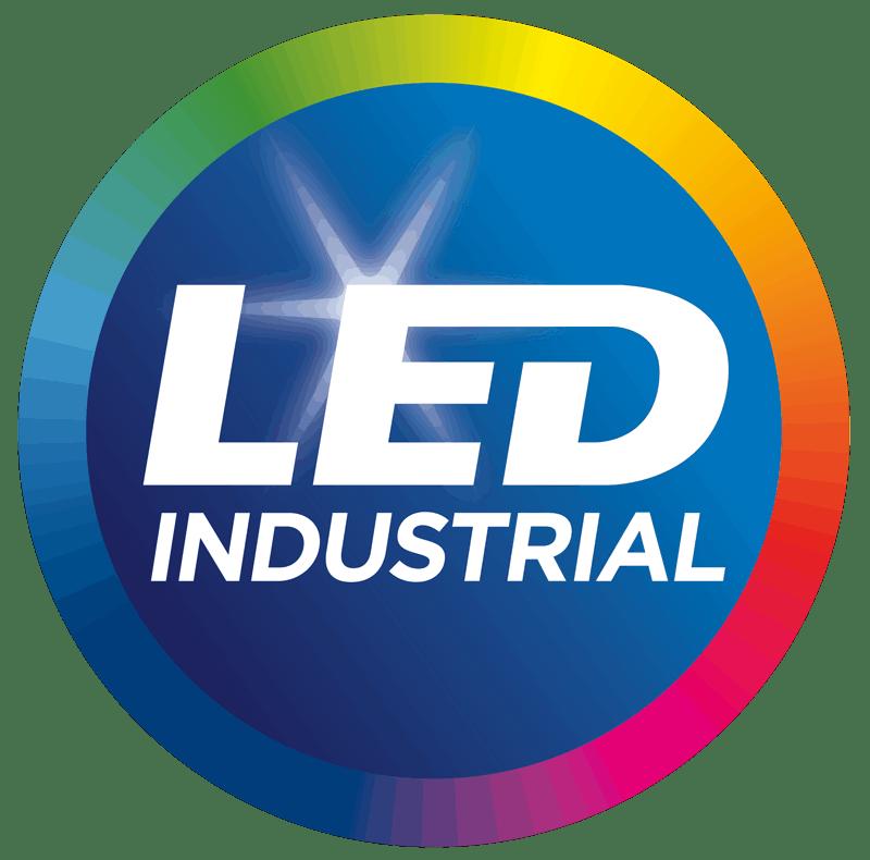 medium logo led industrial