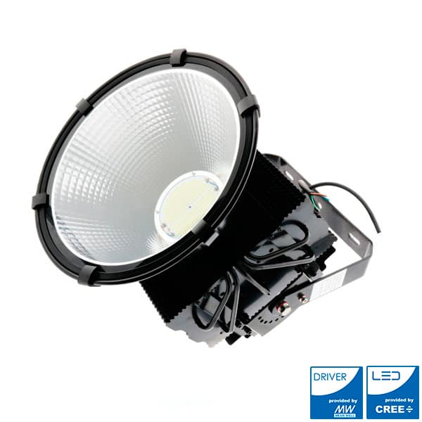 Foco led proyector led Cree 400W Mean Well